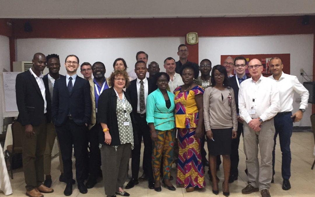 Erfolgreiche Unternehmerreise nach Ghana