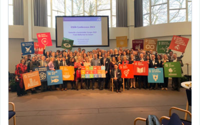 European Sustainable Development Network im eisigen Helsinki